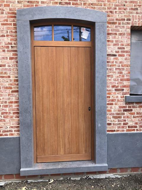 houten buitendeur Sima Poorten