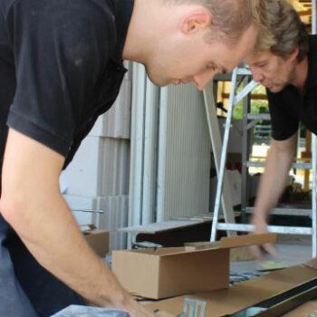 onderhoud herstelling garagepoort