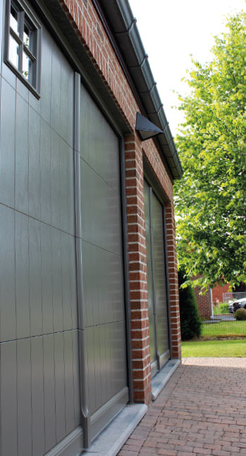 renovatie garagepoort